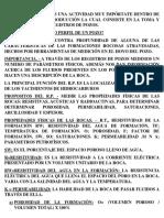 Registro de Pozo-resumen..