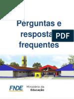 MANUAL DE OBRAS PROINFANCIA - FUNDO NACIONAL DA EDUCAÇÃO