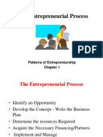 Entreprenual Process