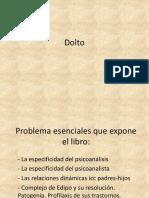 Dolto, La Especificidad Del Psicoanalisis