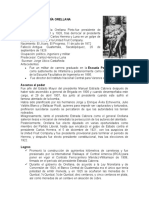 Biografia General Jose Maria Orellana