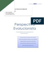Perspectivas Evolucionista de La Sociología