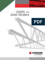 15 3296 Canam Joist Girder Catalogue Canada Mise a Jour 07 2015web4