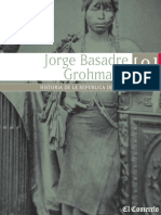 HISTORIA DE LA REPUBLICA DEL PERU TOMO VIII - BASADRE