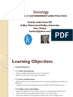 Prof.dr. Halit Hami Öz-sociology-chapter 17-Government and Politics