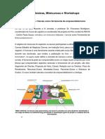 III Jornada Palestras, Minicursos e Works - Minicurso