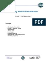 planning unit 8