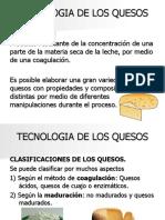 Tecnologia de Los Quesos
