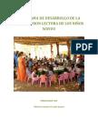 Programa de Desarrollo de La Comprension Lectora de Los Niños Wayuu