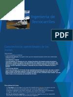 Ingeniería de Ferrocarriles (1)