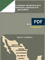 Marco Jurídico 27 Sep 2013(G)