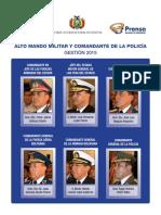 Alto Mando Militar 2015