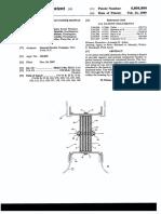 Unitd States Patent No 4804804 Housing