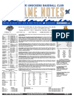 6.8.17 at MIS Game Notes