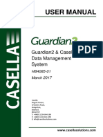 Guardian2 and Casella247 Handbook HB4085 v1 ENGLISH