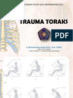 Trauma Thorak s for Nurses