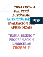 Historia Crítica Del Perú Autónomo