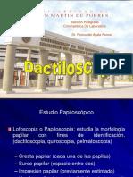 Dactiloscopia y Teratología Dactilar (1)