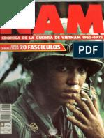 Nam Cronica de La Guerra de Vietnam 01 Planeta 1988