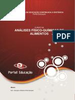 Analise Fisico Quimica de Alimentos 02