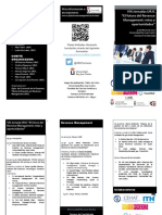 Folleto Jornada Revenue Management URJC