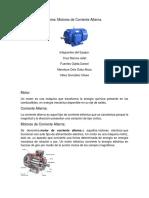 Motores de Corriente Alterna PDF