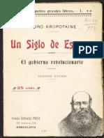 Kropotkin - Un Siglo de Espera