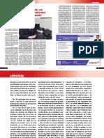 Entrevista al Ing. Juan José Herrera Távara