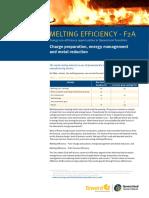 00976 F2A Melting Efficiency