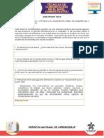 Análisis de Caso - Juan David