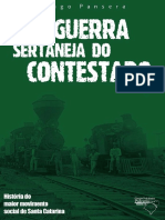 2015 - Tiago Pansera - A Guerra Sertaneja Do Contestado