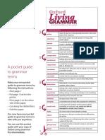 Pocket Grammar Guide