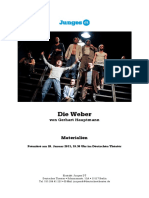 Die Weber Materialmappe