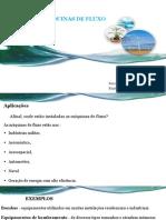 Maquina de Fluxo - AULA 1 E 2 Professor Renato