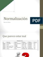 Normalizacion de Base de Datos V3