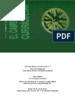 003_2. Modulo 1 Goodson (2000) Investigar La Enseñanza-De Lo Personal a Lo Programático