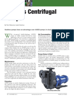 Sealless Centrifugal Pumps