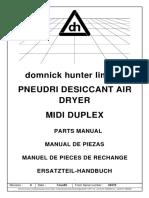DM040-080 Parts