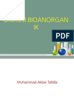 Diskusi Bioanorganik