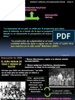 Proy Pol - Inf- Educinicial Clase 2