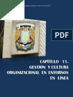 Gestión y Cultura Organizacional en Entornos en Línea