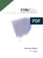 ETABS 2016 16.0.0-Report Viewer
