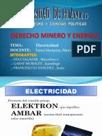 DERECHO MINERO. ( ELECTRICIDAD).pptx
