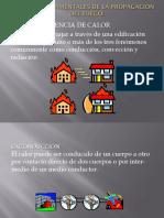 Etapas y Tipos de Incendios