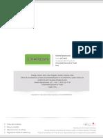 Efecto de La Temperatura y Tiempo de Transesterificación en El Rendimiento y Poder Calórico de Biodi