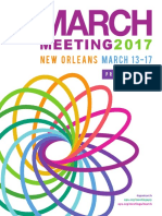 APS March Meeting 2017