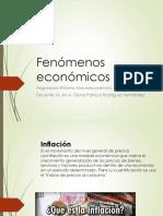 Fenómenos Macroeconómicos