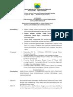 Sk Komunikasi Dan Koordinasi Lintas Sektor