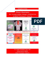 Dody Firmanda 1999 - 2007 Clinical Governance RSUP Fatmawati