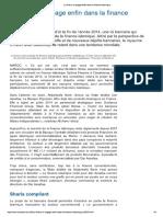 Le Maroc s'Engage Enfin Dans La Finance Islamique
